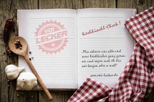 Kochbuch Check