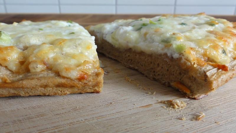 Rustipani Ofenbrot Geräucherter Käse