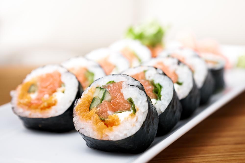 Sushi Röllchen