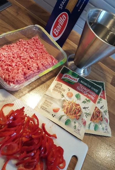 Natürlich Lecker Bolognese von Knorr