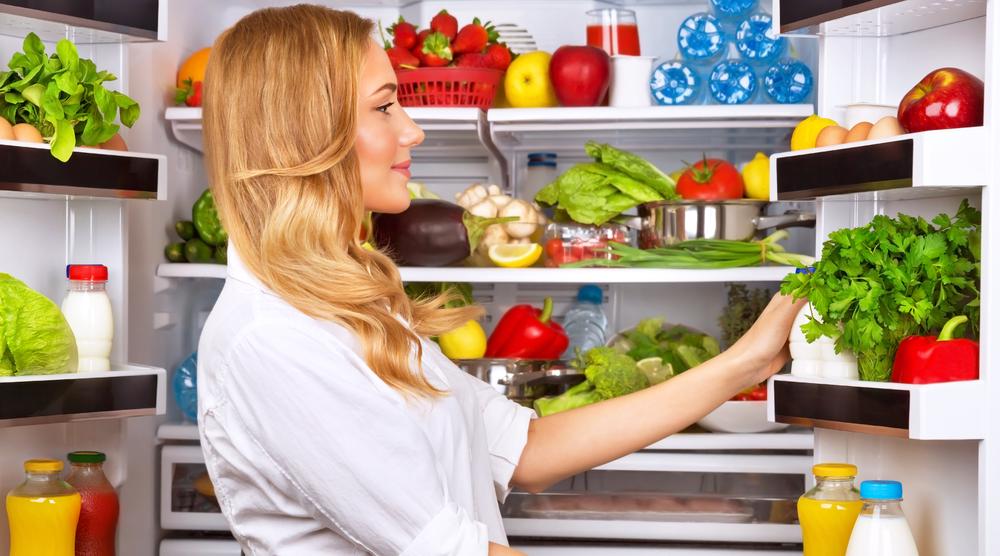Kühlschrank Inhalt