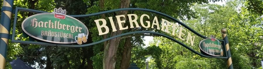 Hacklberger Biergarten