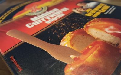 Mühlen Currywurst vom Grill