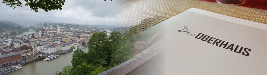 Das Oberhaus - Restaurant mit Panoramablick in passau