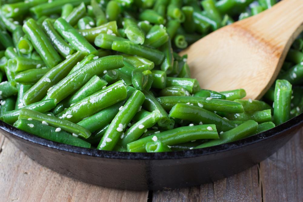 Bohnen Salat