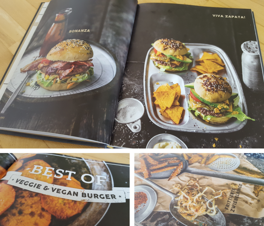 Burger Gold Kochbuch