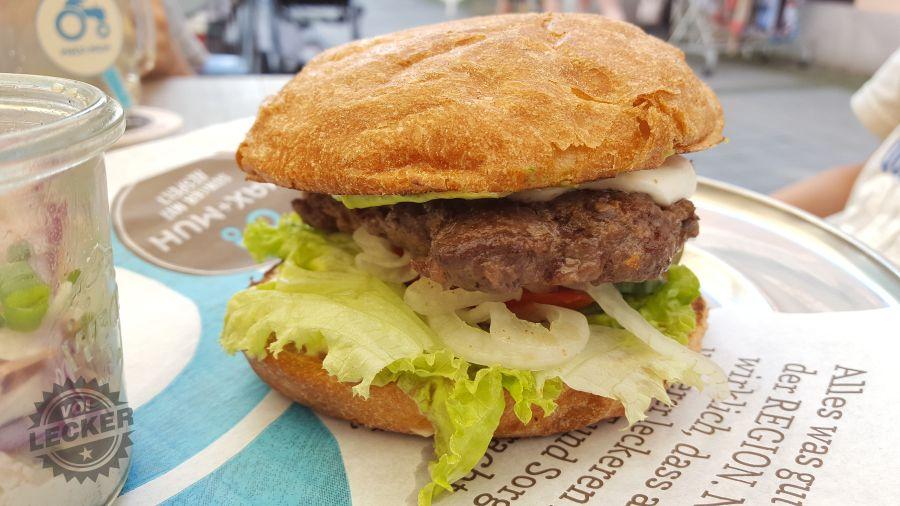 Mafiaburger im MAX + MUH in Passau