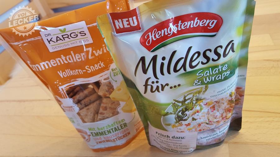 brandnooz box juni 2016 - sauerkraut und Emmentaler