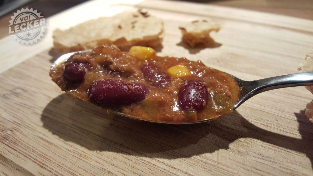 Chili con Carne Detail