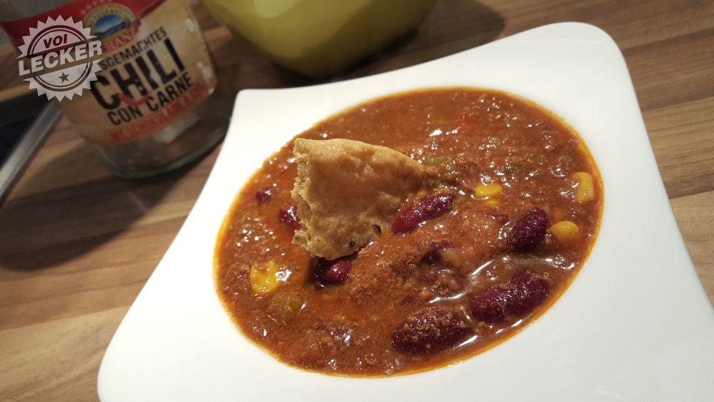 Chili con Carne vom Franz