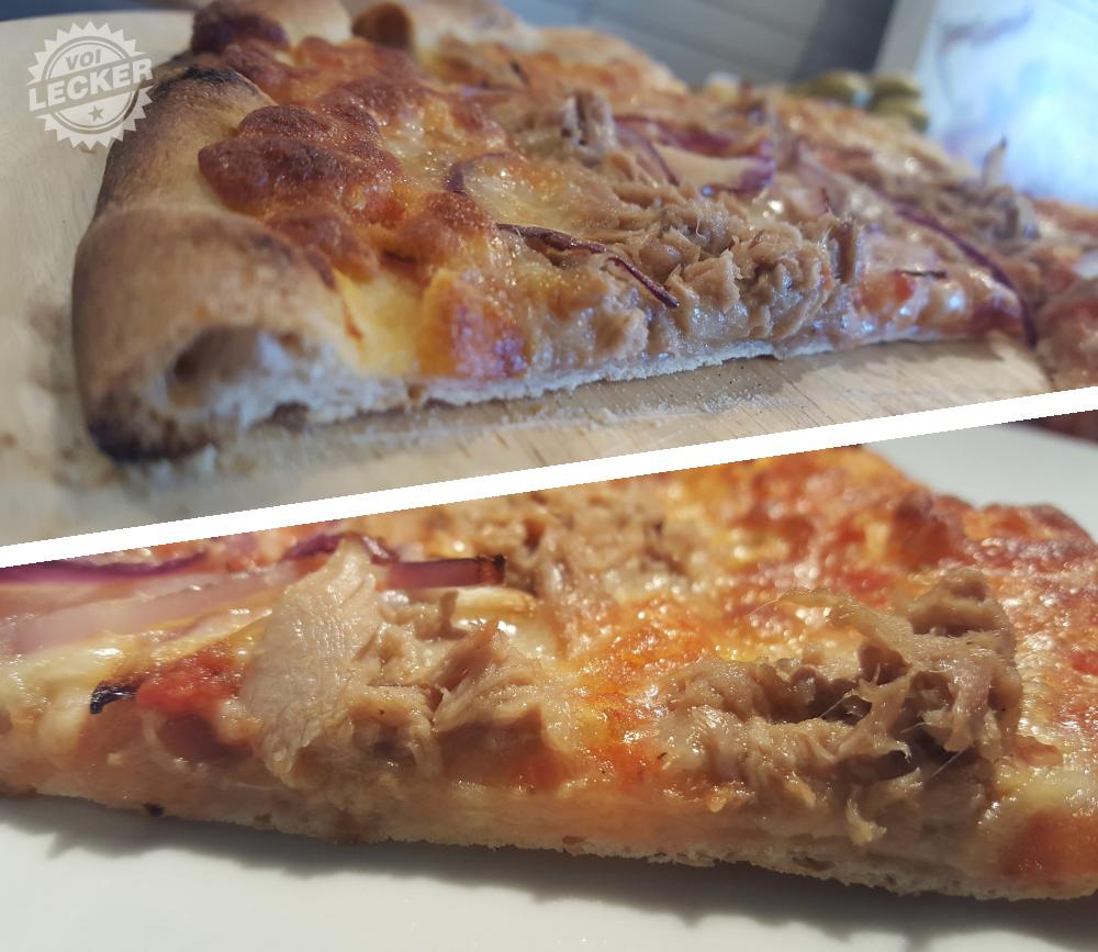 Gustavo Gusto Pizza Tonno