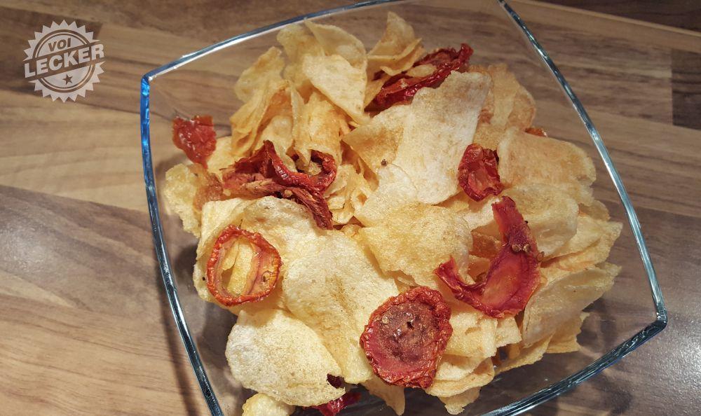 Tomate & Basilikum Chips