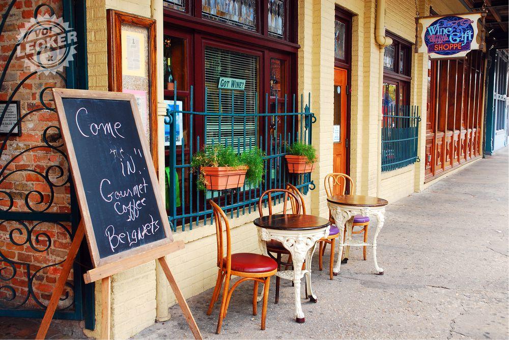 Coffeshop in Florida