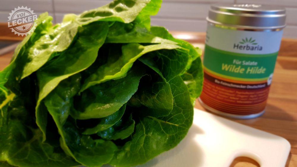 "Bio-Salat-Gewürzmischung ""Wilde Hilde"""