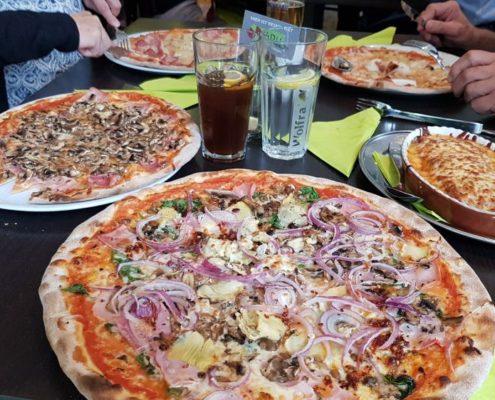Pizzeria PADU Innstrasse Passau