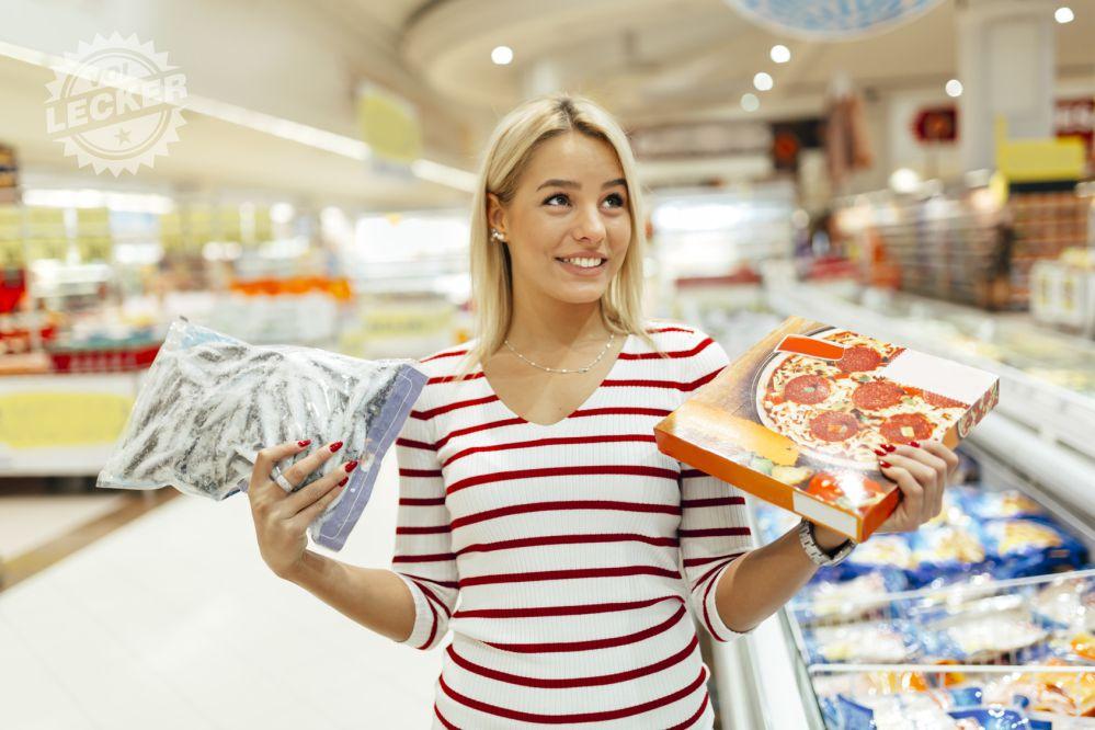 Tiefkühlpizza (TK Pizza)