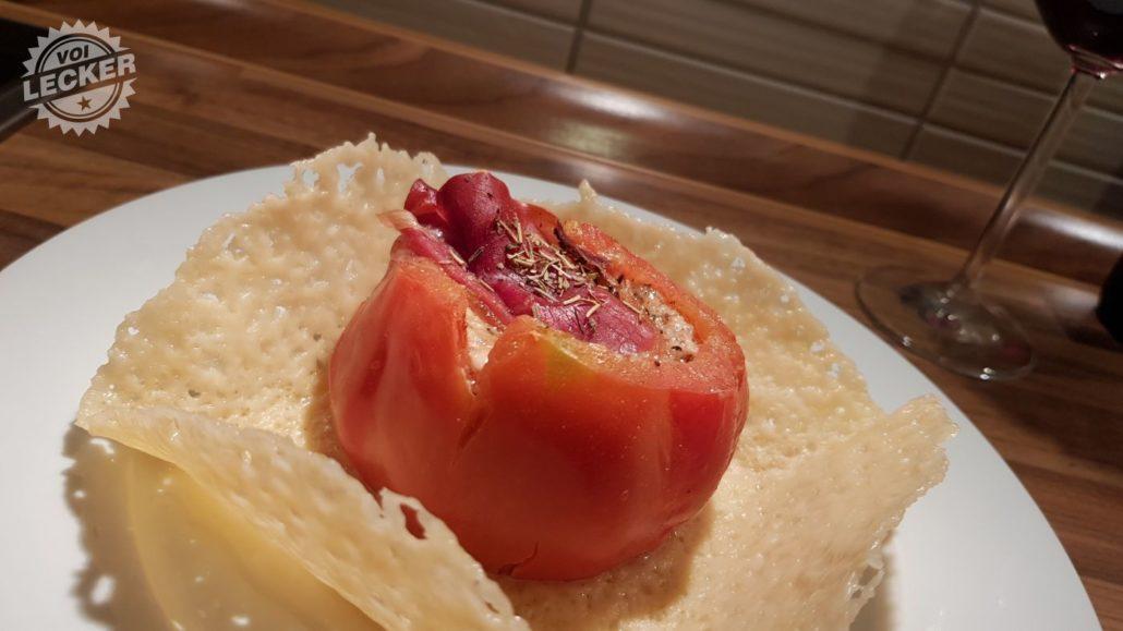 Tomaten gefüllte