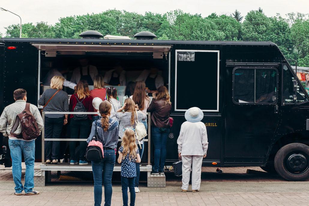 Foodtrend 2018 - Food Trucks