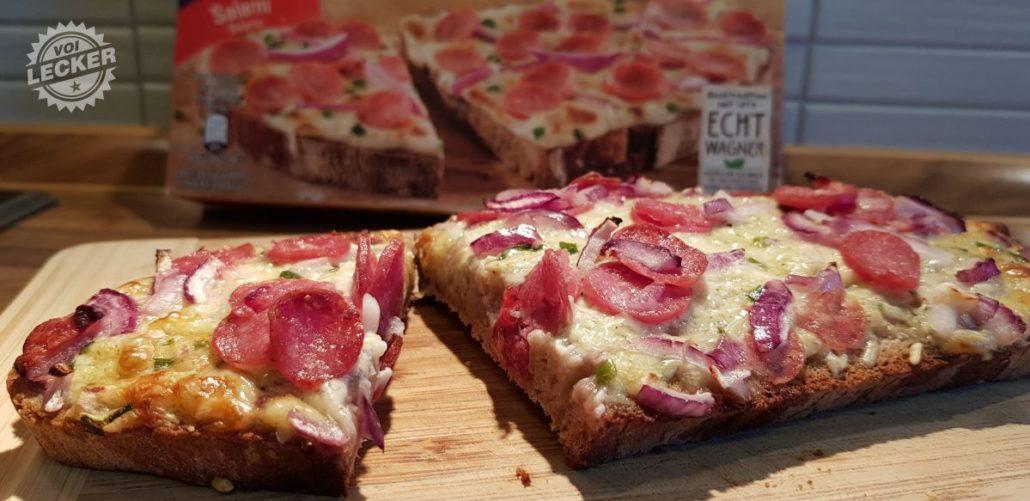 BäckerKruste Salami