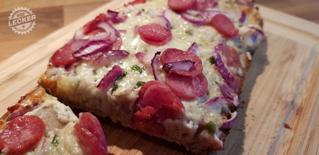Salami BäckerKruste