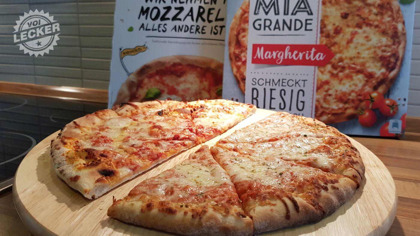 Netto Pizza Margherita