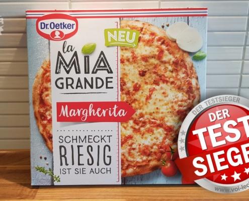 Pizza Margherita Testsieger 2018