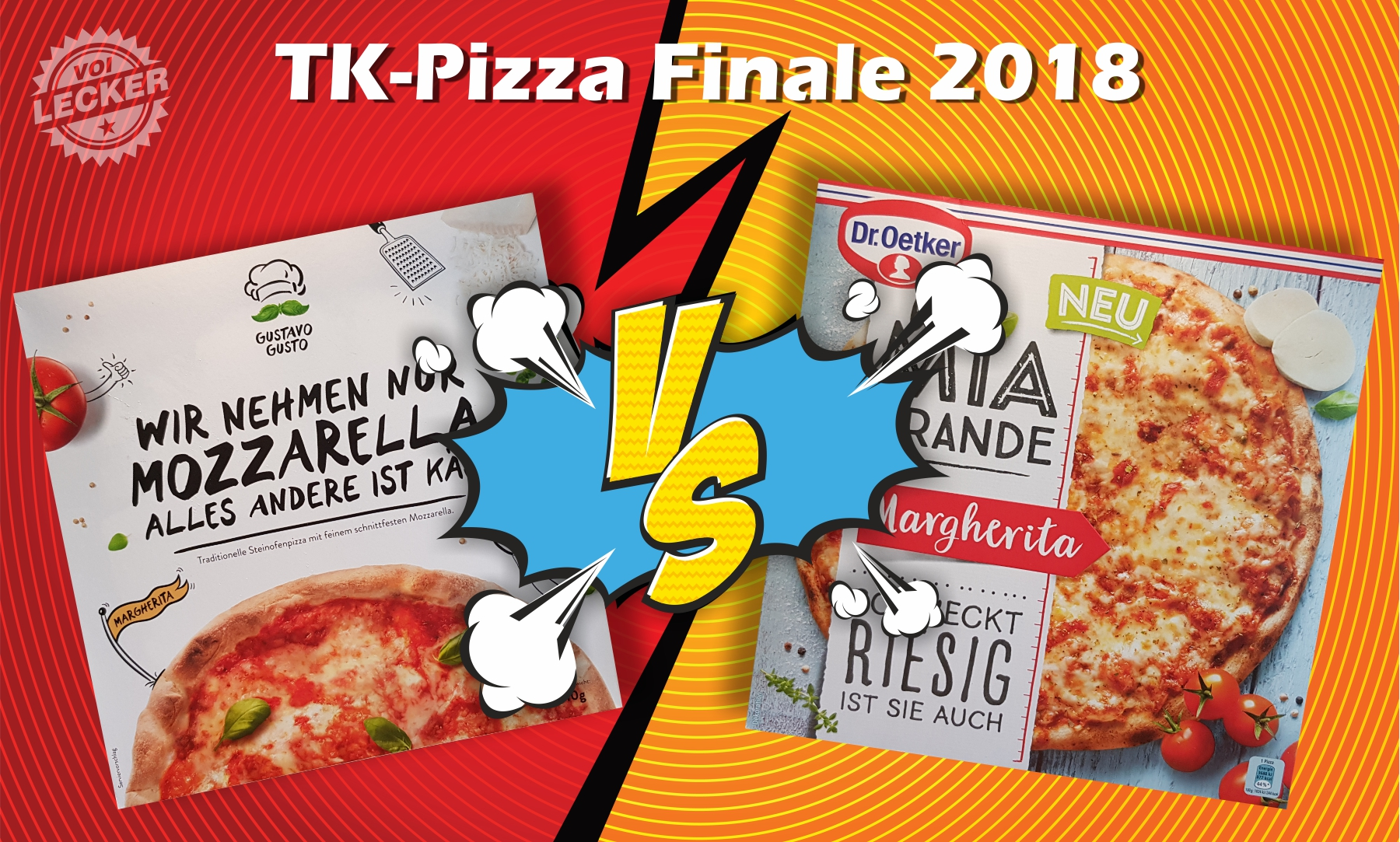 Pizza Battle 2018