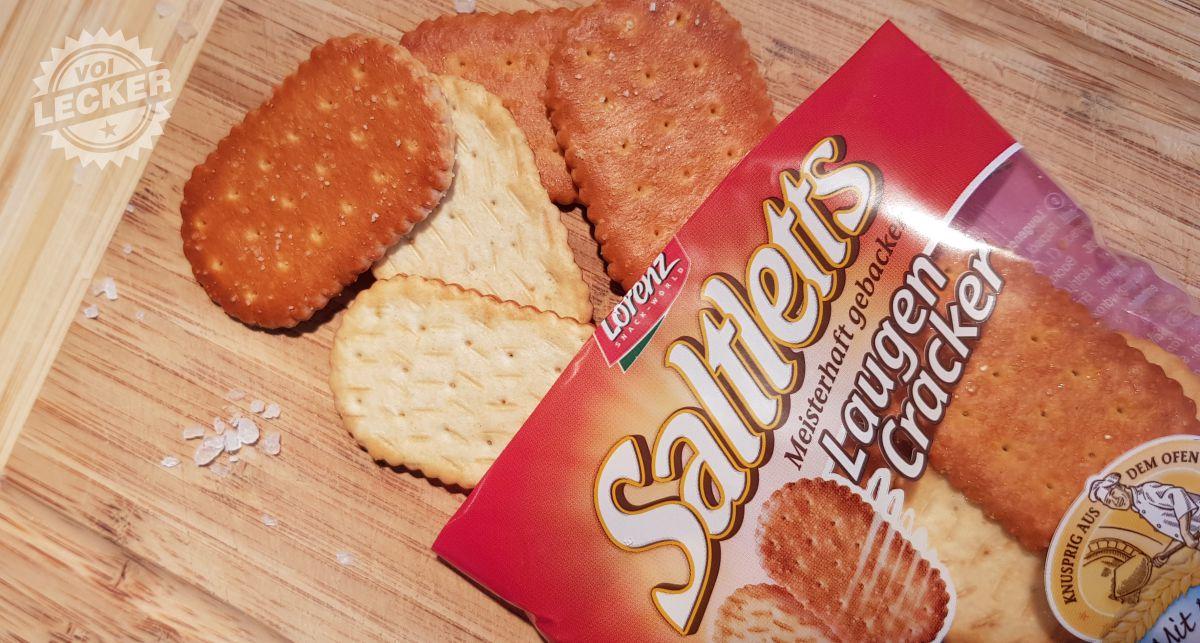 Saltletts LaugenCracker Test