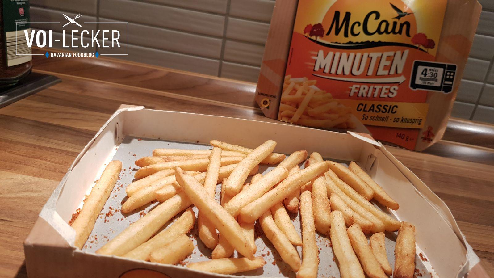 Minuten Frites