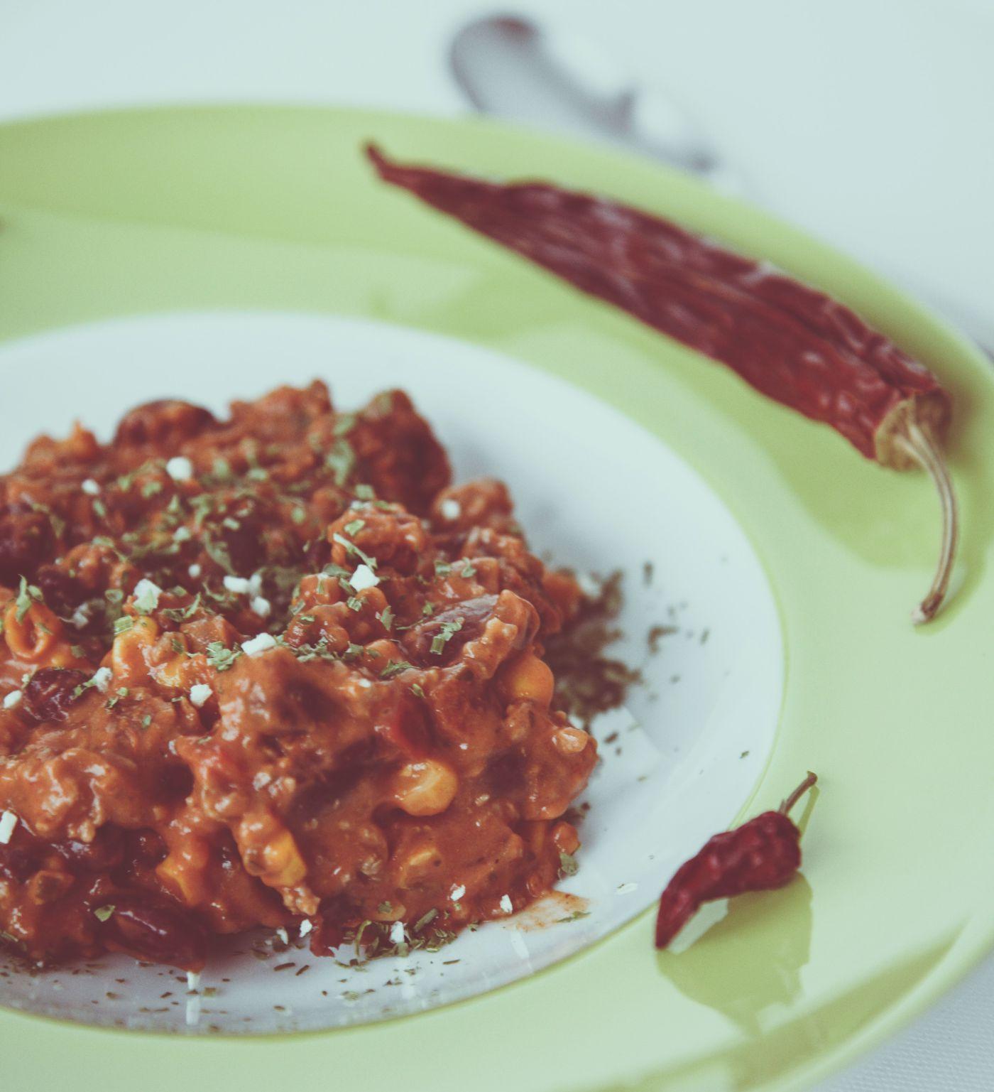 Chili Con Carne Lecker Einfach Zu Machen Und Immer Genug Für Alle