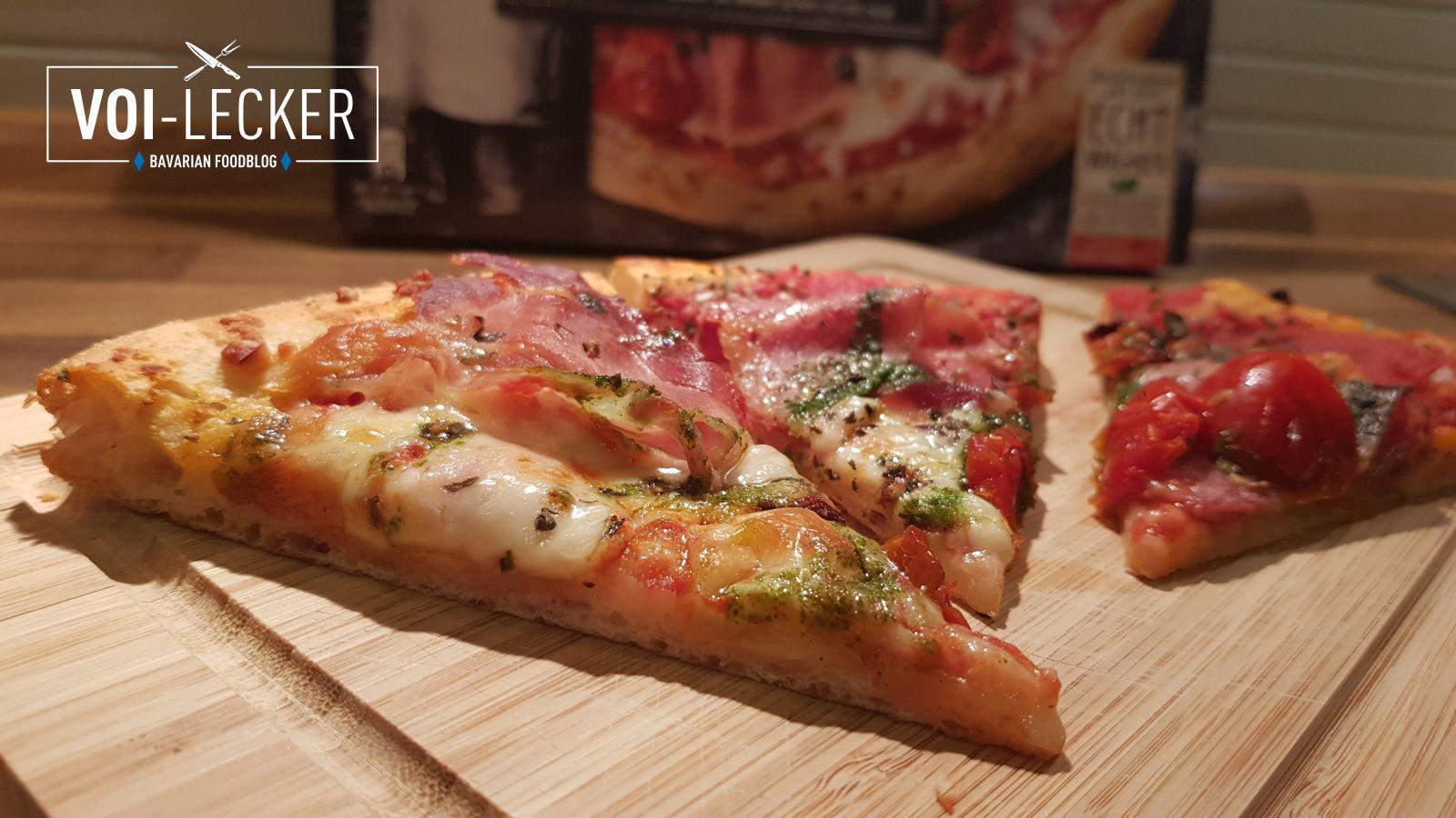 Pizzaecken der Ernst Wagners Pizza