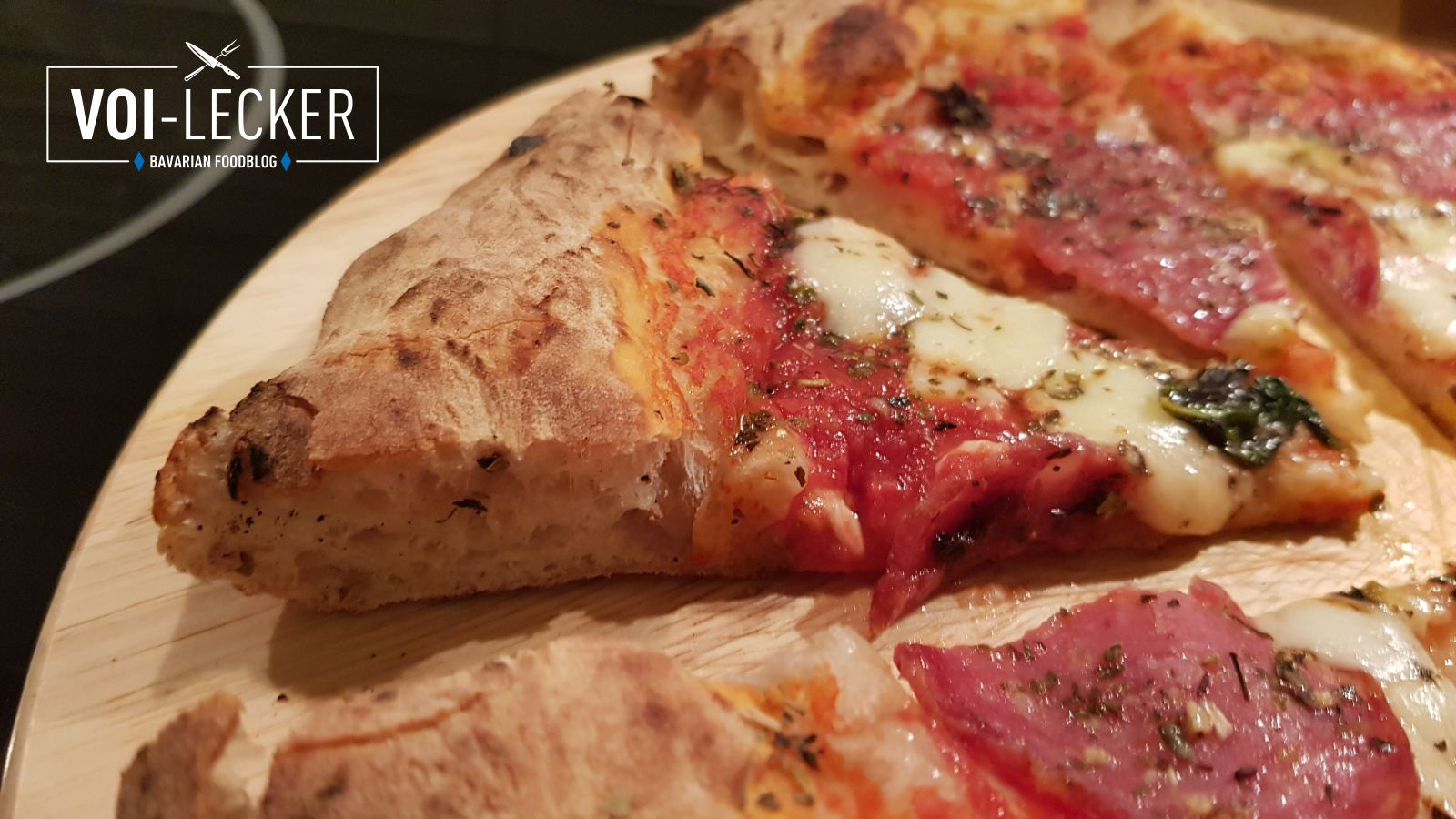 Lentini Pizza Stück