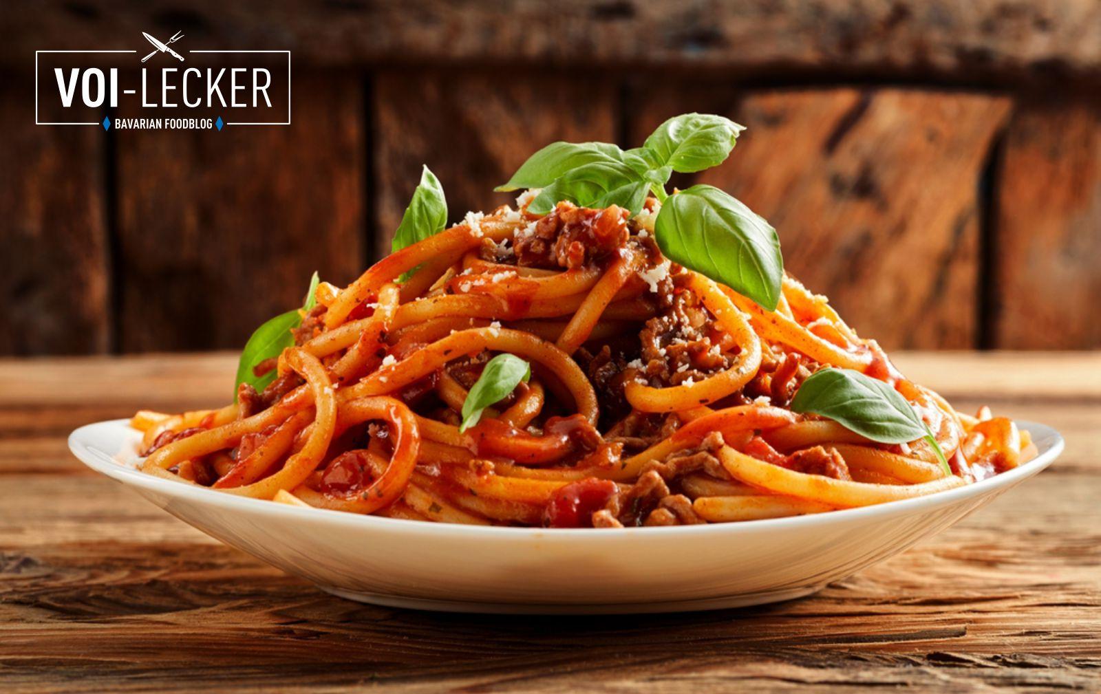 Spaghetti Saucen