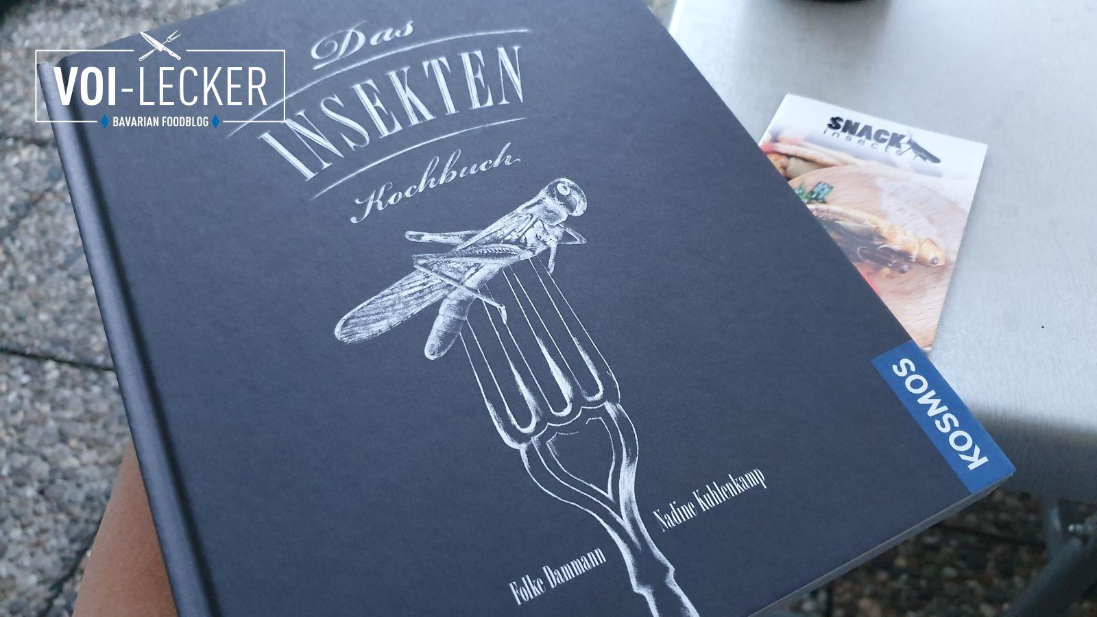 Insekten Kochbuch