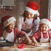 Backen zur Weihnachtszeit